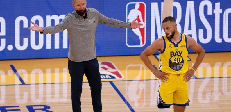 Mavericks' lopsided win over Warriors continues NBA's season of blowouts