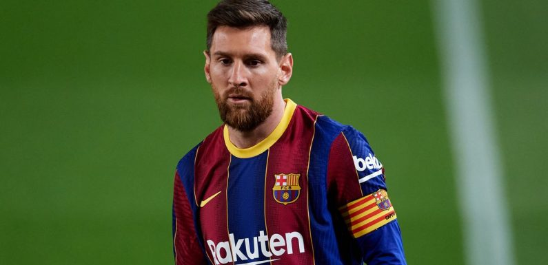 Messi 'closing in on complex 10-year Barcelona contract' as he makes U-turn
