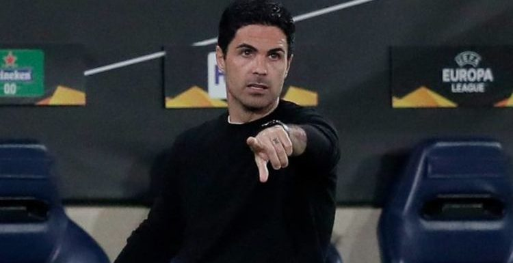 Mikel Arteta fails two Pep Guardiola lessons as Arsenal suffer Villarreal setback