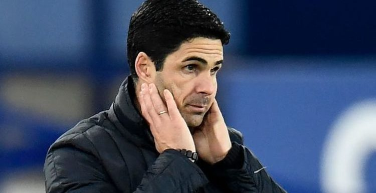 Mikel Arteta has ideal chance for Arsenal change vs Everton that could aid transfer plans