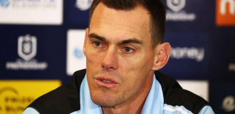 Morris to leave as Sharks end coaching speculation