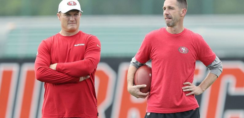 NFL draft trade tracker: 49ers make big leap to No. 3 pick