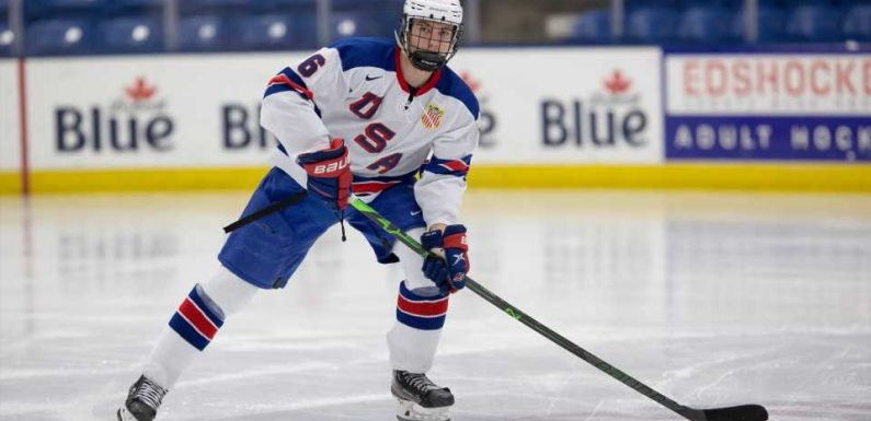 NHL Draft prospect rankings 2021: Luke Hughes remains No. 1 in spring's top 32