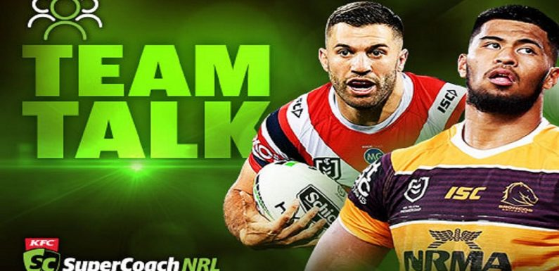 NRL teams lists Round 7: KFC SuperCoach live Q&A