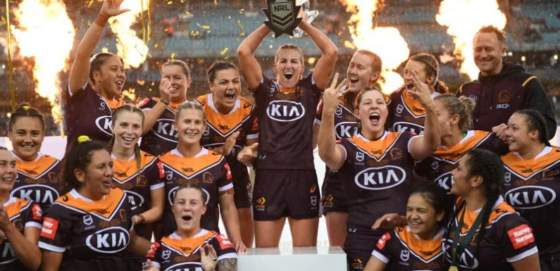 NRLW set for immediate expansion to six teams