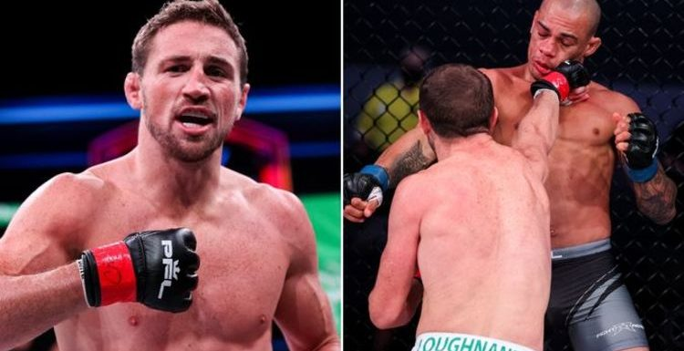 PFL 1: Brendan Loughnane blasts his way to the top of the table with first-round knockout