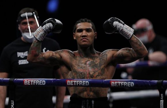POWELL: Benn might be right in claiming he's the most improved boxer