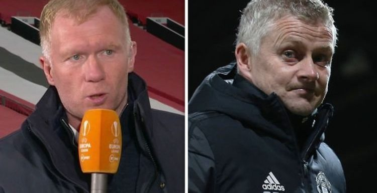 Paul Scholes' post-Roma comments makes Ole Gunnar Solskjaer's Man Utd transfer task clear