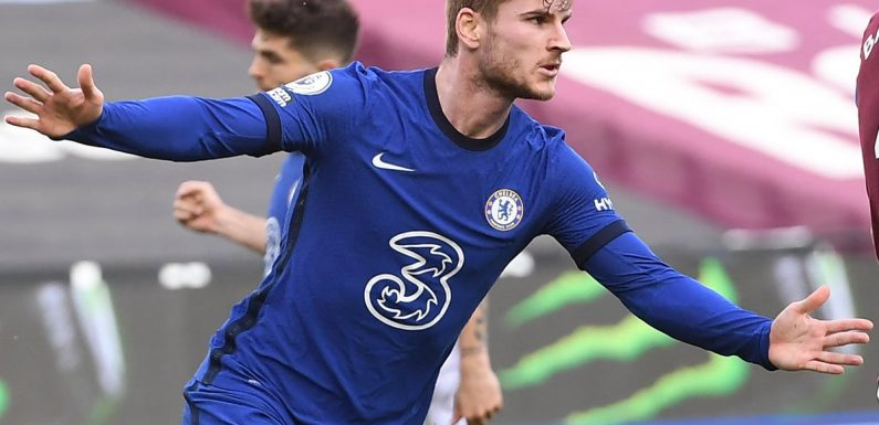 Rejuvenated Timo Werner ready for shot at Champions League redemption with Chelsea