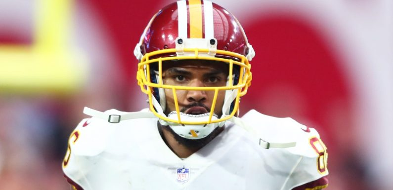 Reports: Former Washington tight end Jordan Reed retires from NFL