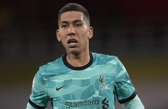 Roberto Firmino's defiant response to Liverpool transfer fears amid Carragher's 'worries'