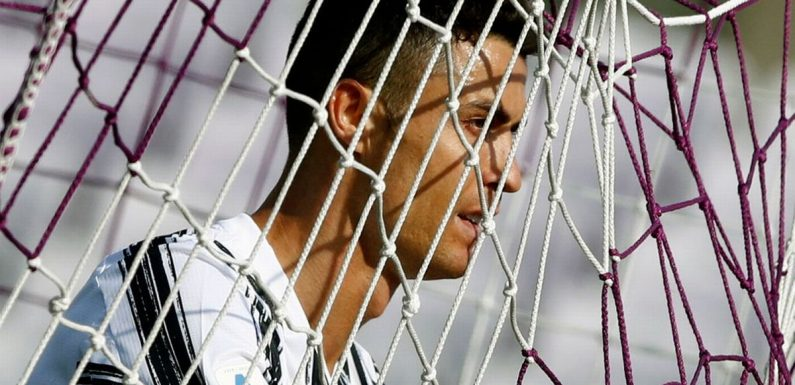 Ronaldo 'isolated' and has 'given up' as he edges closer to Juventus exit