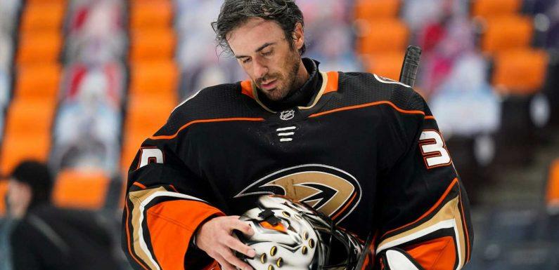 Ryan Miller, winningest U.S.-born goaltender in NHL history, will retire after 2021 season