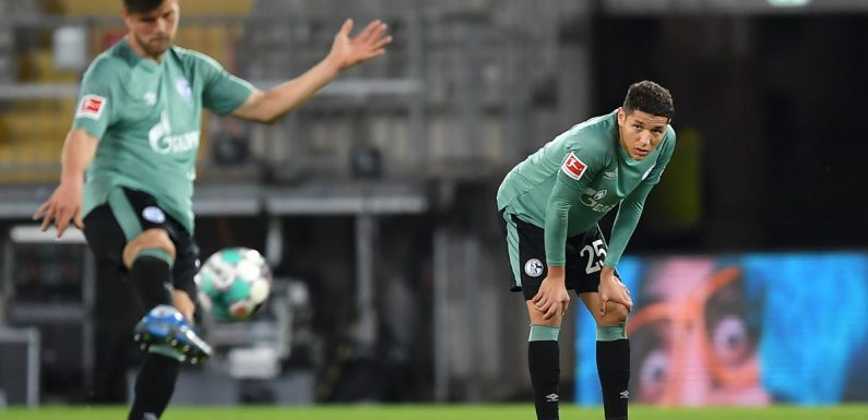 Schalke players may skip rest of season after 'frightening' attack by own fans