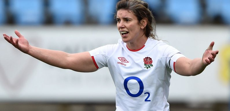 Simon Middleton: Sarah Hunter ready for Red Roses bench impact in England's Six Nations final vs France