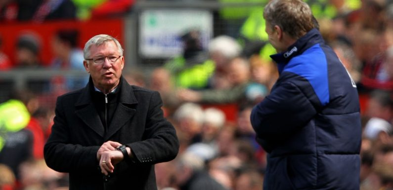 Sir Alex Ferguson hinted Moyes should not have been given Man Utd job in 2009