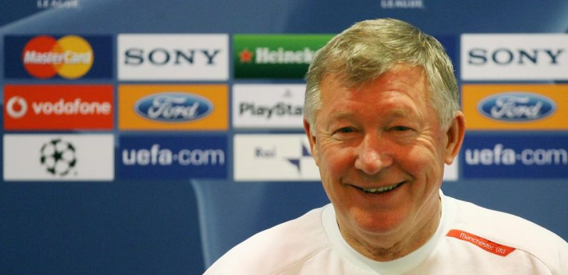 Sir Alex Ferguson's surreal reaction to Roma defeat as he made bold prediction