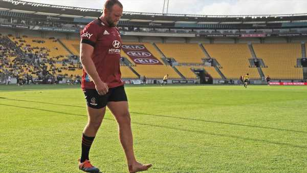 Sky Super Rugby Aotearoa: Joe Moody set to undergo surgery; ruled out four to five months
