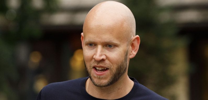 Spotify founder Daniel Ek 'can tempt Kroenkes to sell Arsenal' with £2bn bid