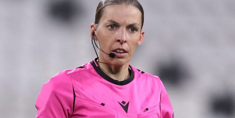 Stephanie Frappart to become first female match official at men's European Championships