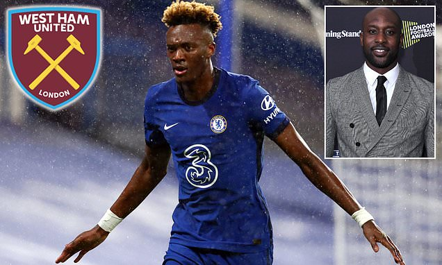 Tammy Abraham 'would be perfect at West Ham', insists Carlton Cole