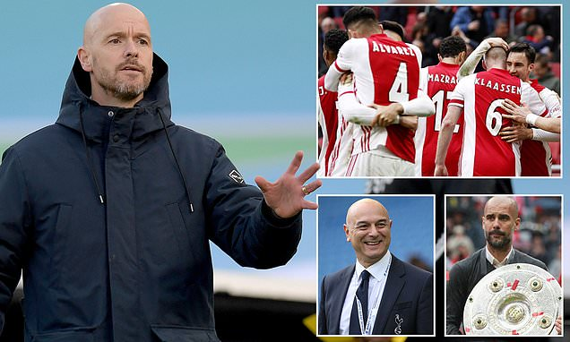 Ten Hag could be the perfect man to banish gloom at Tottenham