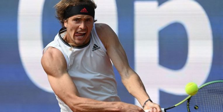 Tennis: Top seed Zverev crashes out in Munich to world 107 Ivashka