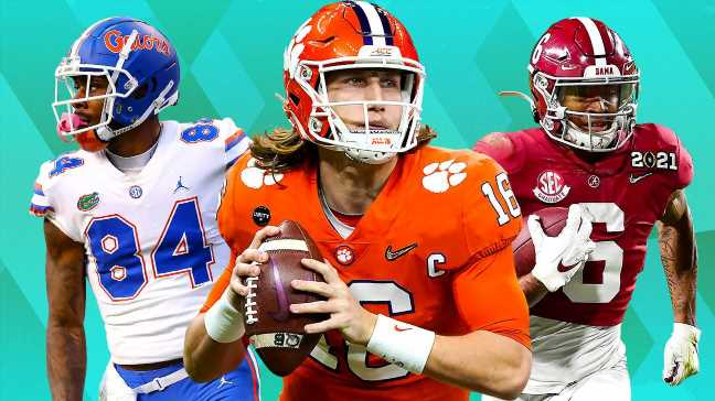 The Leggy 100: Ranking the top 2021 NFL draft prospects