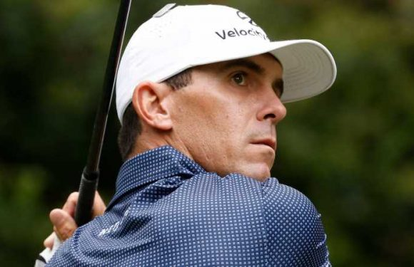 The Masters: Billy Horschel racks up triple-bogey after more water woe at Augusta National