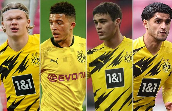 The players Borussia Dortmund could lose this summer