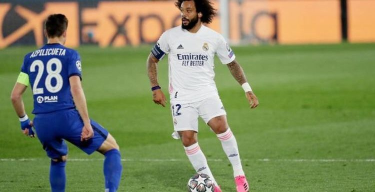 The strange reason Real Madrid's Marcelo could miss Champions League tie against Chelsea