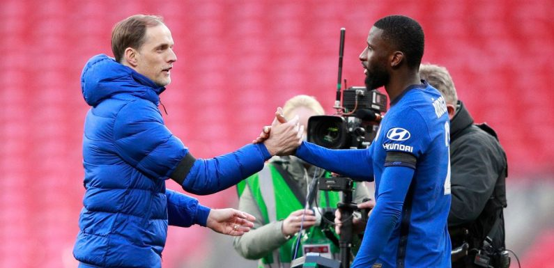Thomas Tuchel backed to win Manager of the Year if Chelsea lift Champions League