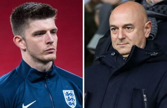 Tottenham chief Daniel Levy set to axe six stars in summer exodus with Nick Pope lined up