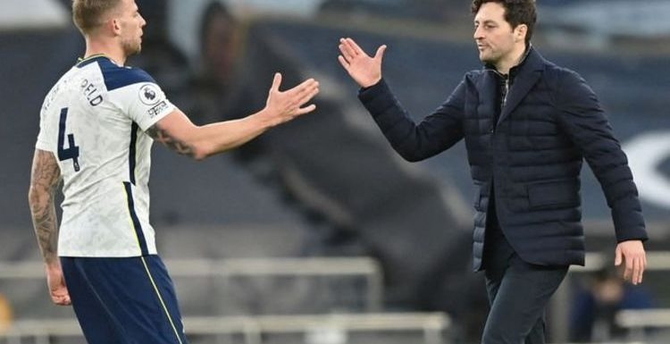 Tottenham star Toby Alderweireld admits Ryan Mason surprise ahead of Carabao Cup final