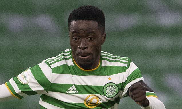 Tottenham tracking Celtic midfielder Ismaila Soro