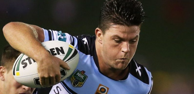 Townsend officially quits Sharks for Cowboys
