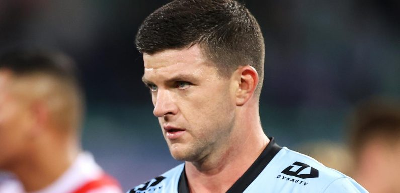 Townsend to meet with Sharks this week to discuss playing future: reports