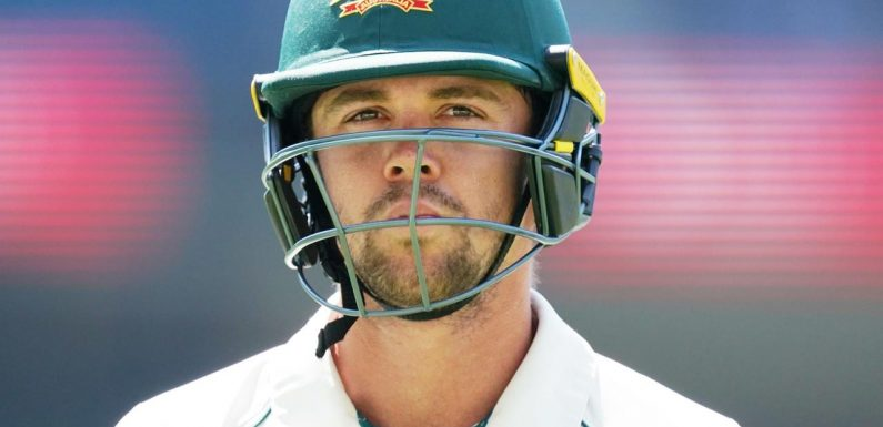 Travis Head axed from Cricket Australia contract list