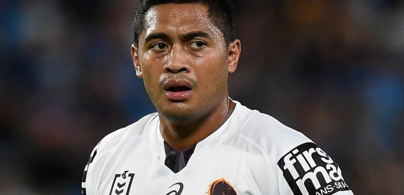 Two clubs circle $1 million Broncos reject Anthony Milford