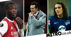 Unai Emery's Arsenal signings: Where are they now?