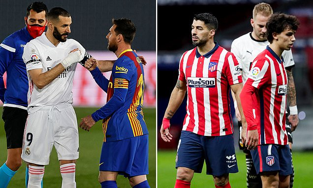 VIEW FROM SPAIN: Breakaway clubs accused of hypocrisy and betrayal