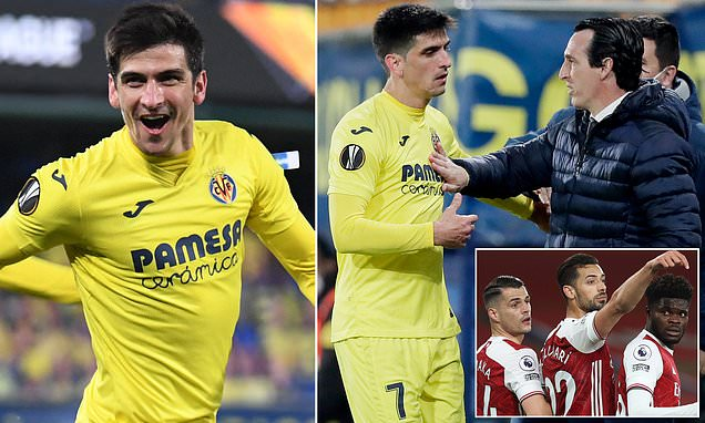 Villarreal danger man Moreno on Emery's 'contagious' drive and more