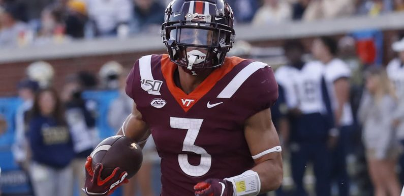 Virginia Tech CB prospect Caleb Farley's stock one of biggest questions in 2021 NFL Draft