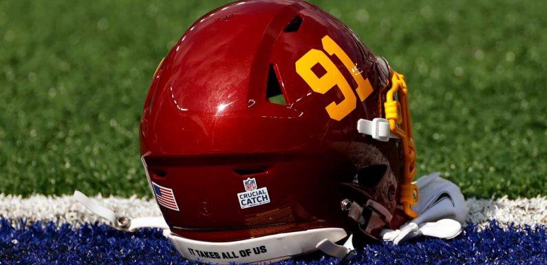 Washington Football Team draft picks 2021: Round-by-round selections