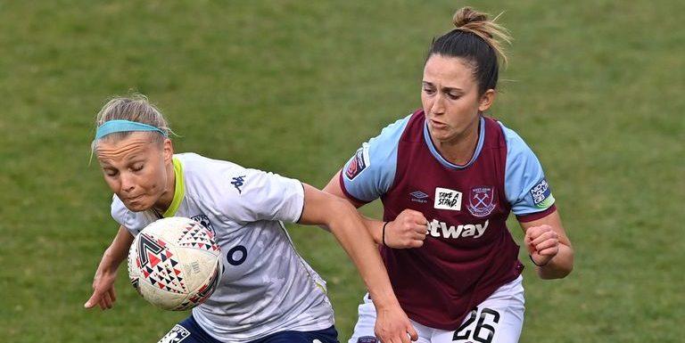 West Ham Women 0-0 Aston Villa Women: Villans off Women's Super League bottom in game of few chances