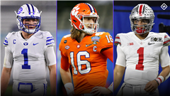 Will 2021 NFL Draft set new records for QBs picked in first round?