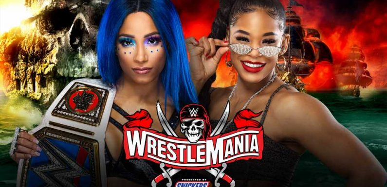 WrestleMania 37 live match grades, results, highlights from WWE's Night 1