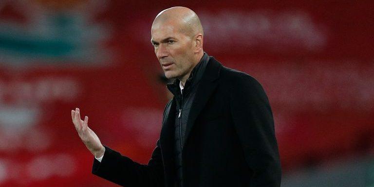 Zinedine Zidane: Real Madrid boss calls UEFA Champions League ban threat over European Super League proposals 'absurd'