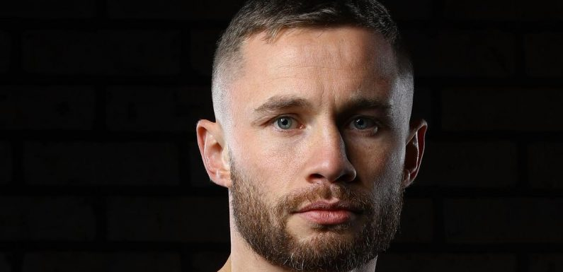 Frampton 'retired' two years ago – but is ready to follow legends' footsteps