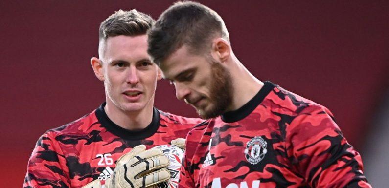 Man Utd split over David de Gea loyalty and better Dean Henderson traits